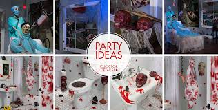 homemade halloween decorations for party asylum halloween decorations decorations tableware props