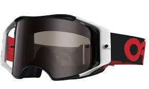 cheap motocross goggles oakley airbrake mx factory b1 b red black dark grey goggles buy