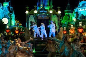 spooky surprises await at mickey u0027s not so scary halloween party