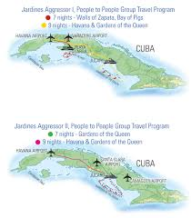 Havana On Map Oceans For Youth Foundation