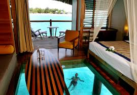 4 reasons why you should stay in an overwater bungalow at least