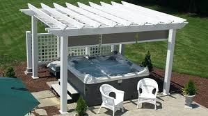 pergola canopy retractable diy cover replacement instructions