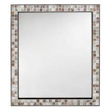 home decorators mirrors home decorators collection briscoe 28 in w x 33 in l wall mirror