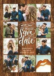 save the date cards wedding walgreens photo