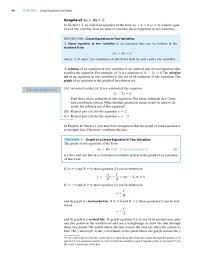 Graphing Ordered Pairs Worksheet Definition Of Equation In Two Variables Jennarocca