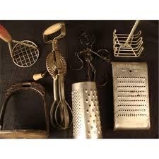 25 piece antique kitchen utensils country decor spoons