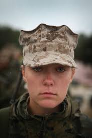 women with boy haircuts in the marines women attend parris island marine boot c photos huffpost