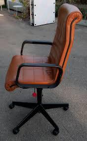 fauteuil bureau knoll design contemporain mobilier et décoration cb topic