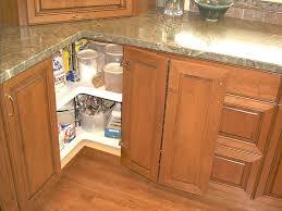 organize lazy susan base cabinet tony s custom cabinets storage optionsquality kitchen bath home
