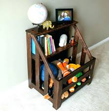 bookcase wooden toy box bookshelf combo bookcase toy box combo