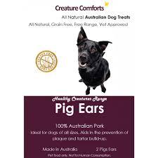 healthy creatures pig ears dog treats food u0026 treats dog