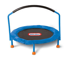 Little Tikes Activity Garden Rock N Spin by Amazon Com Little Tikes 3 U0027 Trampoline Toys U0026 Games