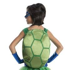 Teenage Mutant Ninja Turtles Halloween Costumes Girls Teenage Mutant Ninja Turtle Deluxe Leonardo Tutu Costume