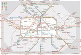 Berlin Germany Map by Map Of Berlin U0027s Public Transport U Bahn And S Bahn Berlin For