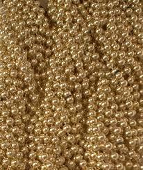 mardi gras beaded necklaces gold mardi gras necklaces party favors mardigraspartysales