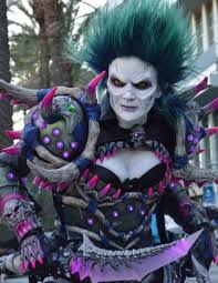 Warcraft Halloween Costume Cosplay Interview Egg Sisters Cosplay Adafruit Industries