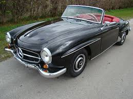 mercedes for sale by owner 1961 mercedes 190sl for sale