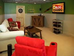 basement pictures from blog cabin 2008 diy network blog cabin