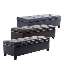 gray ottomans footstools and poufs ebay