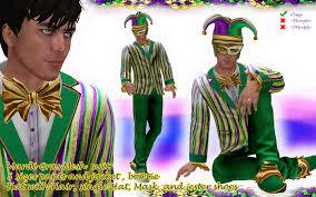 mardi gras tuxedo second marketplace g t mardi gras suit mesh tuxedo