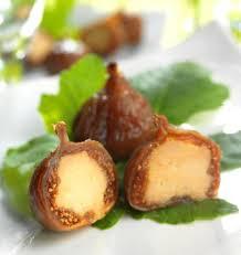 cuisiner du foie gras figues séchées fourrées au foie gras lucien doriath les