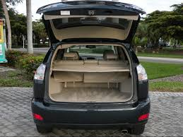 lexus rx cargo space 2005 lexus rx 330 awd for sale in fort myers fl stock 077439