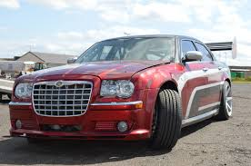chrysler 300c this v10 viper powered chrysler 300c drifter is certifiably nuts