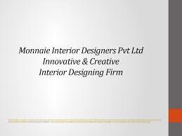 monnaie interior designers pvt ltd