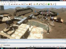 Fallout 2 Map by Far Cry 2 Fallout 3 Map Image Coachshogun20 Mod Db
