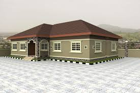 5 bedroom bungalow house plans in nigeria memsaheb net