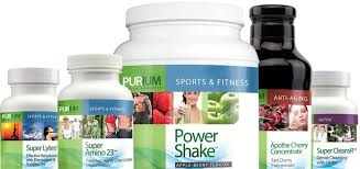 purium power shake 10 day transformation detox fast cleanse 10 day