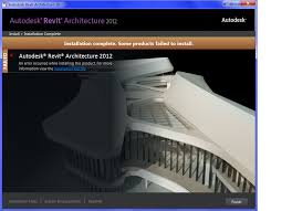 solved revit architecture 2012 installation problems autodesk