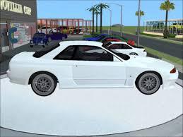sims 2 car conversion by vovillia corp 1989 nissan skyline gt r