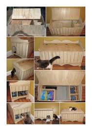 Kitty Litter Bench 10 Ideas For Hiding Your Cat Litter Box Litter Box Litter Box