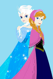 elsa anna drawing alex2424121 deviantart