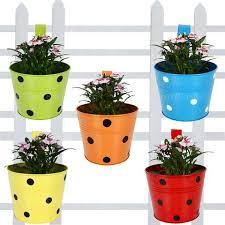 buy balcony railing planters u0026 pots online in india trustbasket