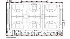 basketball gym floor plans anger over 2000 seater arena itv news