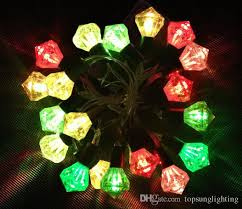 light and battery store 10leds patio string lights decoration battery operated led garden