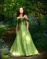 green wedding dress 26 beautiful wedding dresses design trends premium psd