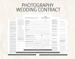 makeup contracts for weddings photography logos photography branding fonts by aquariuslogos