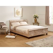 Mattress Next Day Delivery Bedmaster by Stella Fabric Bed Frame Next Day Select Day Delivery