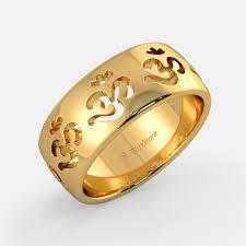 gold ring design for men men s rings buy 100 men s ring designs online in india 2018
