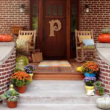 Fall Patio Outdoor Fall Patio Inspiration U2013 Dollar Store Crafts