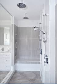 Aquabrass Faucet Aquabrass Shower Column And Rainhead Featured In Concept Kitchen