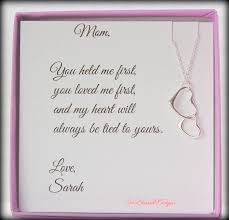 gifts for mothers mothers day gift of the gift mothers necklace