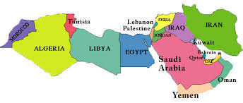 arab countries map the rise and fall of the arab and muslim world coffee shop politics
