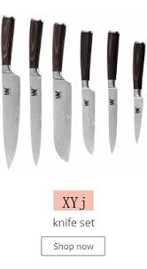 colorful kitchen knives buy knife set and get free shipping on aliexpress