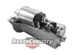 ford v8 starter motor 302 cleveland windsor xa xb xc xd xe xf xr