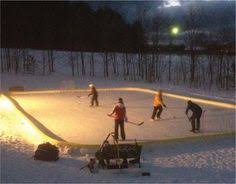 How To Make A Ice Rink In Your Backyard 16 Best Diy Ice Rink Images On Pinterest Backyard Ice Rink