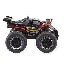 remote control bigfoot monster truck fast lane 1 8 scale remote control wild fire vehicle toys